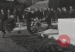 Image of Franklin Roosevelt grave at Springwood in Hyde Park New York United States USA, 1945, second 9 stock footage video 65675063398