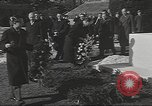Image of Franklin Roosevelt grave at Springwood in Hyde Park New York United States USA, 1945, second 12 stock footage video 65675063398