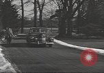 Image of Franklin Roosevelt grave at Springwood in Hyde Park New York United States USA, 1945, second 27 stock footage video 65675063398