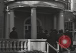 Image of Franklin Roosevelt grave at Springwood in Hyde Park New York United States USA, 1945, second 50 stock footage video 65675063398