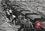 Image of highway construction Germany, 1936, second 55 stock footage video 65675063400