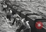 Image of highway construction Germany, 1936, second 56 stock footage video 65675063400