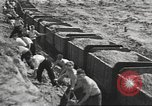 Image of highway construction Germany, 1936, second 57 stock footage video 65675063400