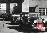 Image of road network Germany, 1936, second 9 stock footage video 65675063402