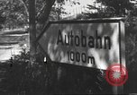 Image of road network Germany, 1936, second 10 stock footage video 65675063402