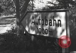 Image of road network Germany, 1936, second 11 stock footage video 65675063402