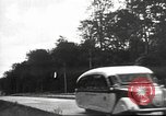 Image of road network Germany, 1936, second 12 stock footage video 65675063402