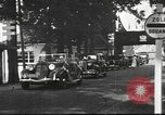 Image of road network Germany, 1936, second 15 stock footage video 65675063402