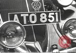 Image of road network Germany, 1936, second 16 stock footage video 65675063402
