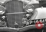 Image of road network Germany, 1936, second 17 stock footage video 65675063402
