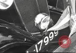 Image of road network Germany, 1936, second 19 stock footage video 65675063402