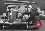 Image of road network Germany, 1936, second 31 stock footage video 65675063402