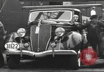 Image of road network Germany, 1936, second 32 stock footage video 65675063402