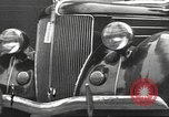 Image of road network Germany, 1936, second 35 stock footage video 65675063402