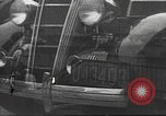Image of road network Germany, 1936, second 39 stock footage video 65675063402