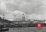 Image of road network Germany, 1936, second 46 stock footage video 65675063402
