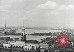 Image of road network Germany, 1936, second 51 stock footage video 65675063402