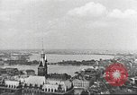 Image of road network Germany, 1936, second 52 stock footage video 65675063402