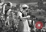 Image of road network Frankfurt Germany, 1936, second 19 stock footage video 65675063403