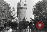 Image of road network Frankfurt Germany, 1936, second 28 stock footage video 65675063403