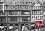 Image of road network Frankfurt Germany, 1936, second 30 stock footage video 65675063403