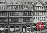 Image of road network Frankfurt Germany, 1936, second 31 stock footage video 65675063403