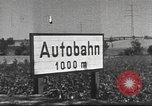 Image of road network Frankfurt Germany, 1936, second 37 stock footage video 65675063403