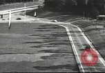 Image of road network Frankfurt Germany, 1936, second 39 stock footage video 65675063403