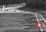 Image of road network Frankfurt Germany, 1936, second 40 stock footage video 65675063403
