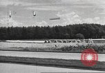 Image of road network Frankfurt Germany, 1936, second 47 stock footage video 65675063403