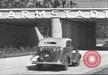 Image of road network Frankfurt Germany, 1936, second 50 stock footage video 65675063403