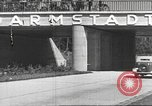 Image of road network Frankfurt Germany, 1936, second 51 stock footage video 65675063403