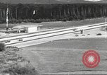 Image of road network Frankfurt Germany, 1936, second 54 stock footage video 65675063403