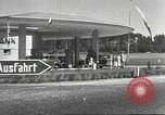 Image of road network Frankfurt Germany, 1936, second 56 stock footage video 65675063403