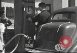 Image of road network Frankfurt Germany, 1936, second 58 stock footage video 65675063403
