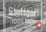 Image of road network Stuttgart Germany, 1936, second 4 stock footage video 65675063404