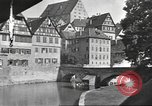Image of road network Stuttgart Germany, 1936, second 19 stock footage video 65675063404