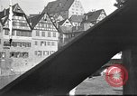 Image of road network Stuttgart Germany, 1936, second 21 stock footage video 65675063404