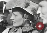 Image of road network Stuttgart Germany, 1936, second 28 stock footage video 65675063404