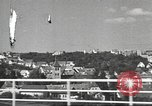 Image of road network Stuttgart Germany, 1936, second 30 stock footage video 65675063404