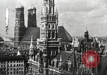 Image of road network Stuttgart Germany, 1936, second 37 stock footage video 65675063404