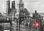 Image of road network Stuttgart Germany, 1936, second 39 stock footage video 65675063404