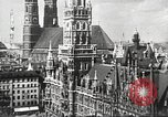 Image of road network Stuttgart Germany, 1936, second 40 stock footage video 65675063404