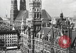 Image of road network Stuttgart Germany, 1936, second 41 stock footage video 65675063404
