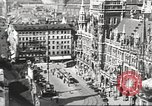Image of road network Stuttgart Germany, 1936, second 42 stock footage video 65675063404
