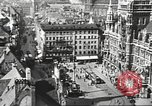 Image of road network Stuttgart Germany, 1936, second 44 stock footage video 65675063404