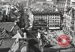 Image of road network Stuttgart Germany, 1936, second 46 stock footage video 65675063404