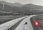 Image of road network Stuttgart Germany, 1936, second 53 stock footage video 65675063404