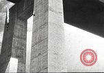 Image of road network Stuttgart Germany, 1936, second 58 stock footage video 65675063404