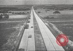 Image of Autobahn in Germany Germany, 1936, second 59 stock footage video 65675063405